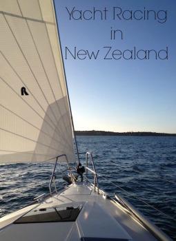 Yacht Racing in New Zealand