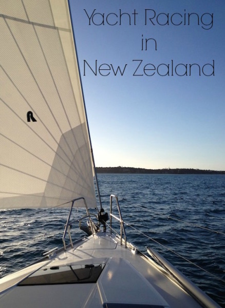 Yacht Racing in New Zealand