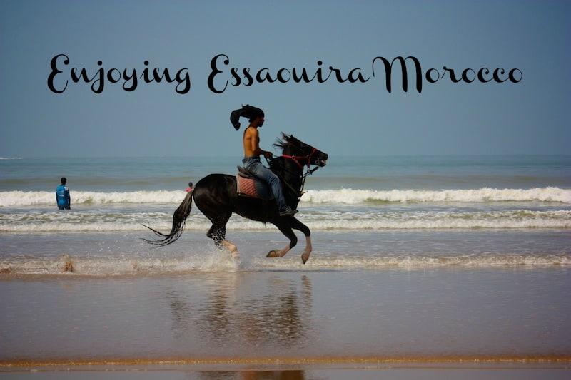 Essaouira Morocco on Horseback