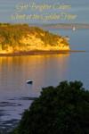 Golden hour on Okoromai Bay, Shakespear Park, Auckland New Zealand