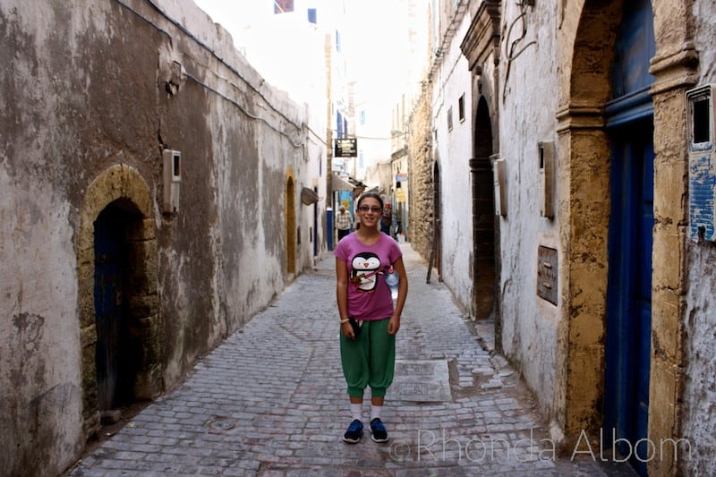Medina of Essaouira Morocco