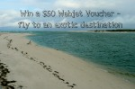 Win a $50 Webjet Voucher and Start Traveling