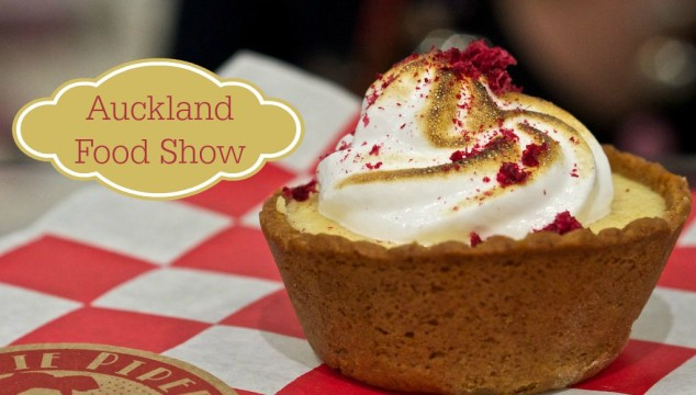 Auckland Food Show in New Zealand