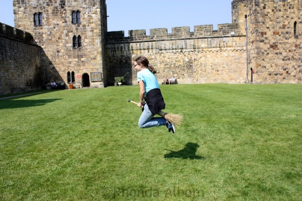 Photo Tricks Shattering The Illusion Of Broomstick Flying