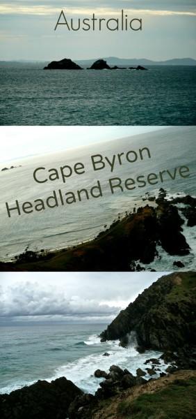 Cape Byron Headland Reserve in Byron Bay NSW Australia