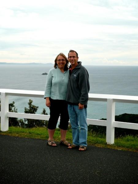 Jeff and Rhonda Albom in NSW Australia