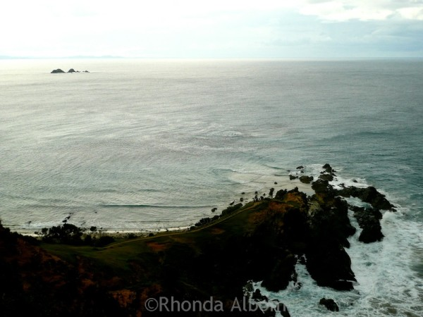 View From Cape Byron Headland Reserve, NSW Australia