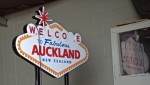 Welcome to Fabulous Auckland Sign