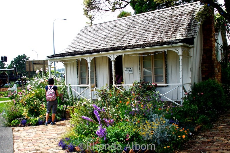 MOTAT Historic Village in Auckland New Zealand