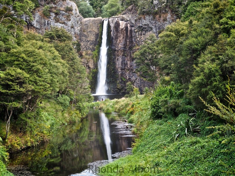 Hunua Falls, Hunua Ranges, Auckland, New Zealand