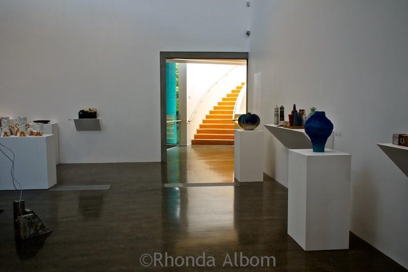 Inside Te Uru: Waitakere Contemporary Gallery in Titirangi, Auckland, New Zealand