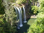 Waterfalls on the North Island of New Zealand