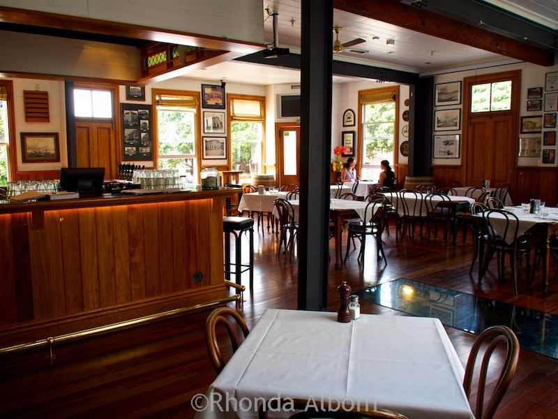 Thistle Inn in Wellington New Zealand