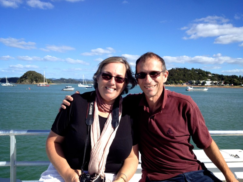 Jeff and Rhonda Albom - Media Plan Image - New Zealand