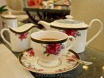 Afternoon Tea Fit for Royalty at Palm Court in Auckland