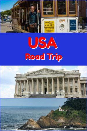 Highlights and planning tips for a USA road trip.