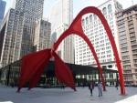 Picasso sculpture in Chicago Illinios