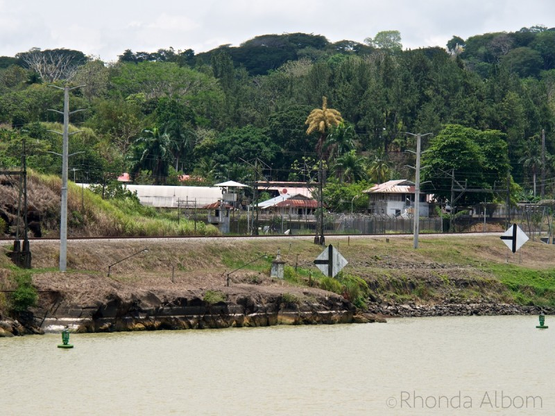 Prison and current home to Manuel Noriega