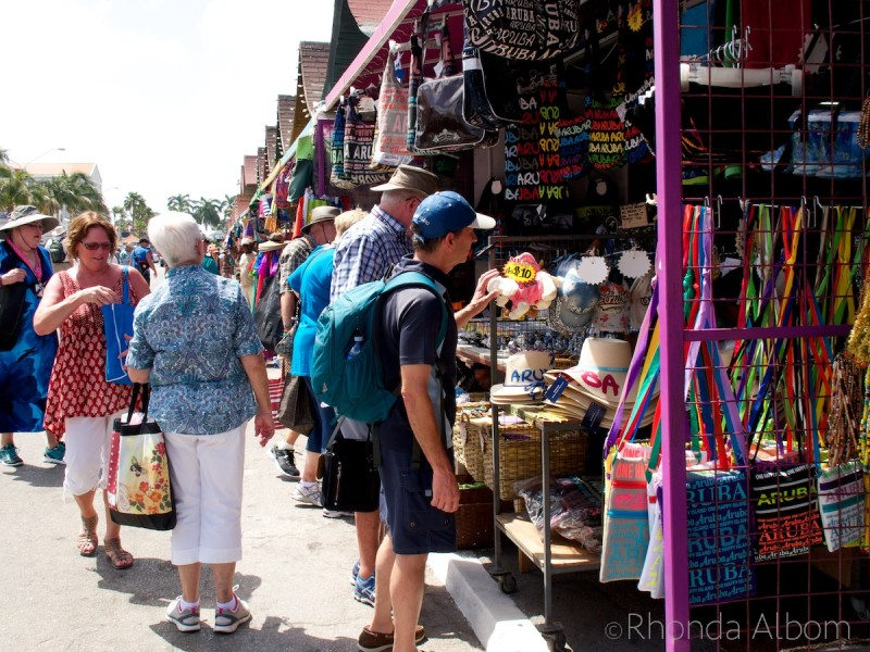 Aruba open market