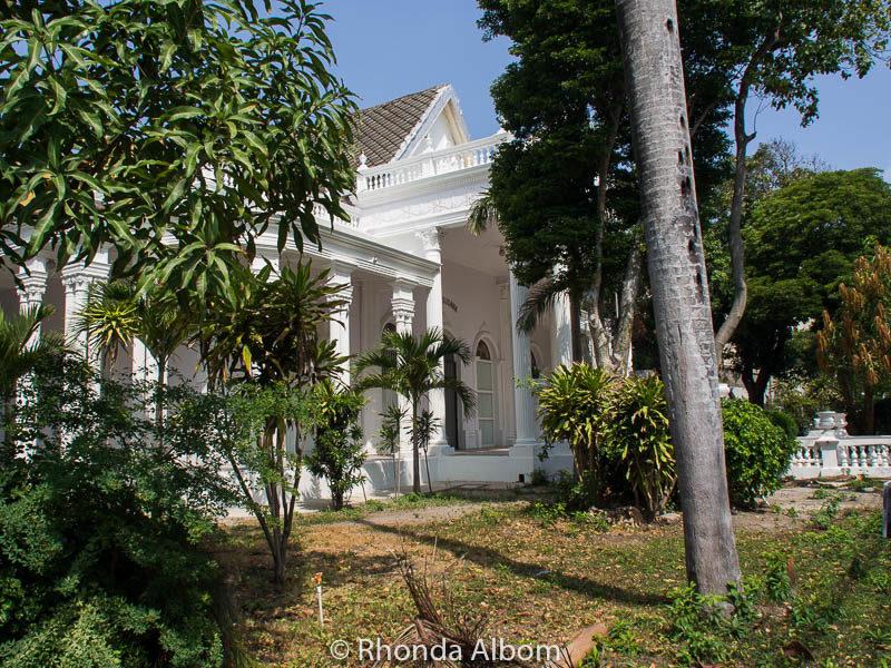 Pablo Escobar's former house in Cartagena Colombia