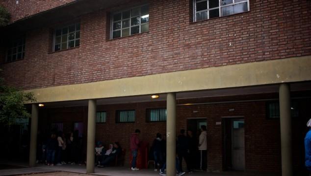 Argentinian school. Photo copyright ©Sarah Albom 2016