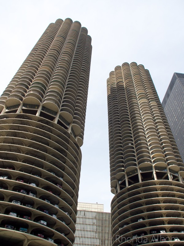 Marina City As Seen From The Chicago Architecture Foundation River Cruise Aboard Chicagos First Lady Cruises