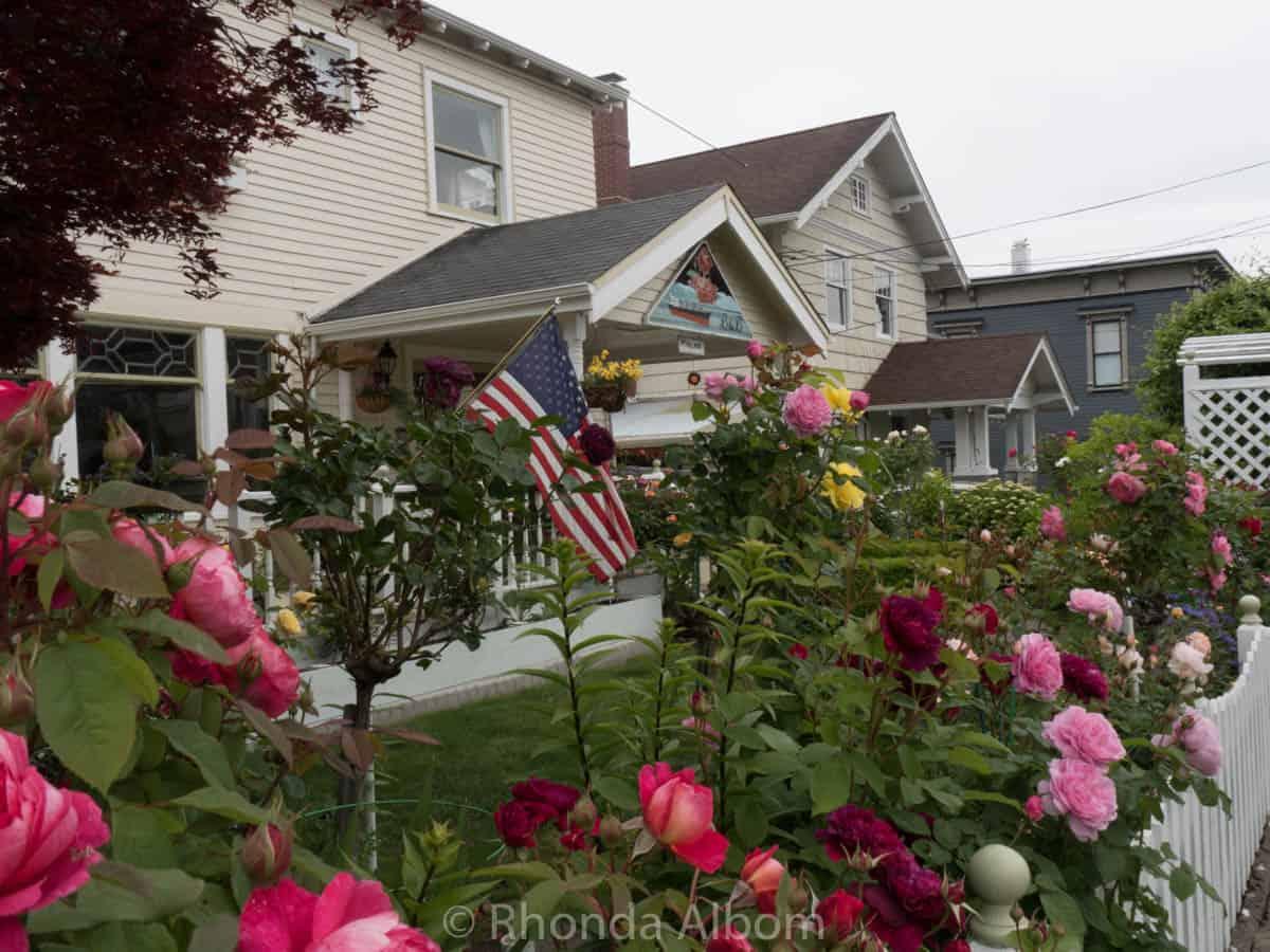 Rose River Inn B&B in Astoria Oregon