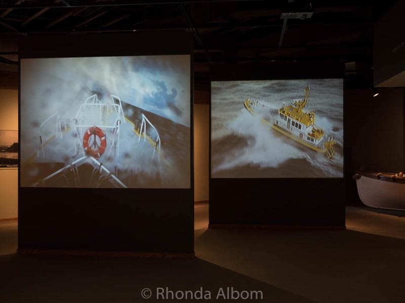 Columbia River Maritime Museum, Astoria Oregon
