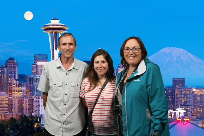Free photos from the Seattle Space Needle