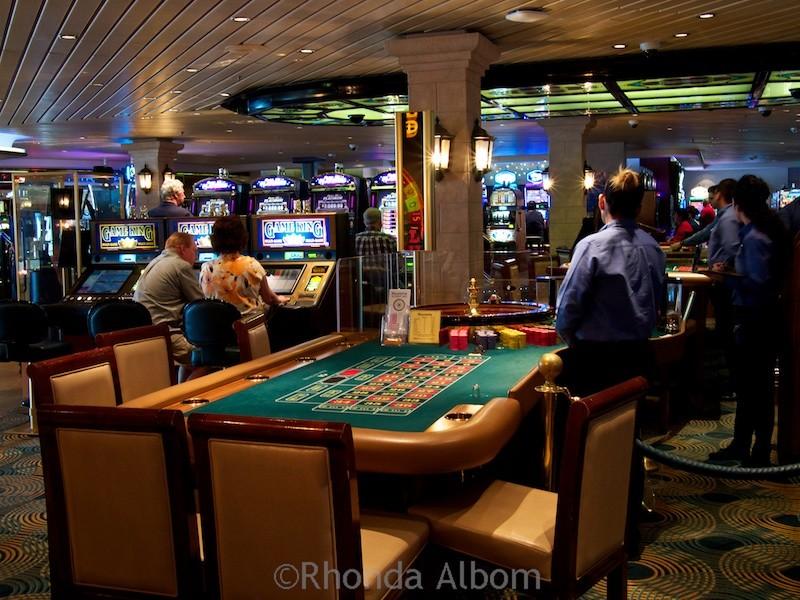 Casino on the Island Princess