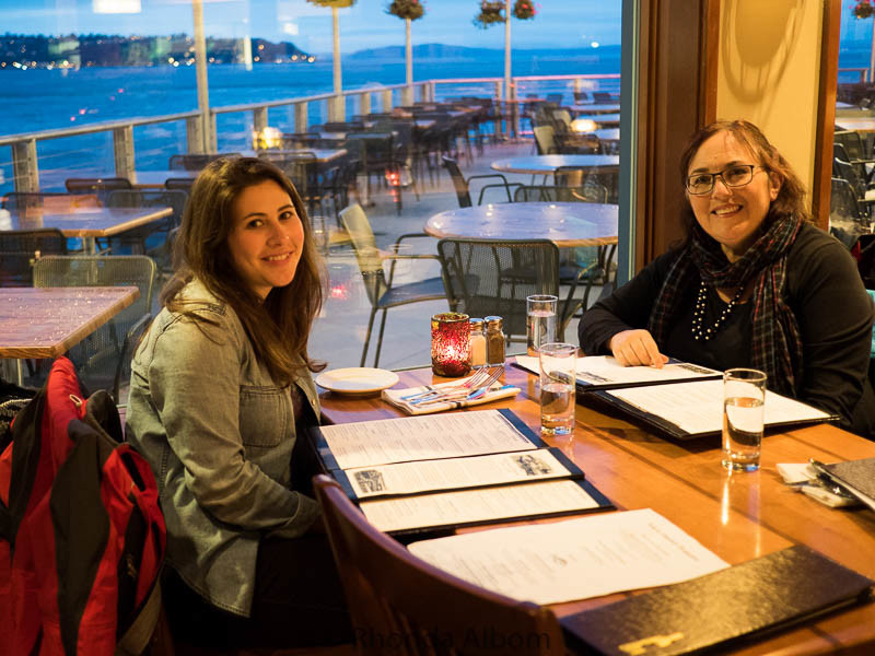 Dinner at Ivar's Acres of Clams is one of the top 10 Seattle highlights.