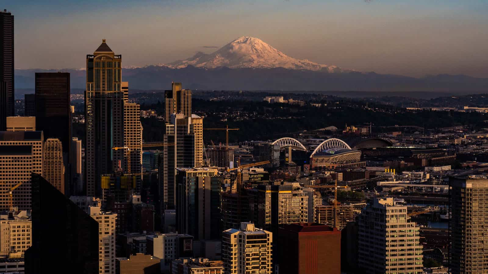Seattle Space Needle, Washington