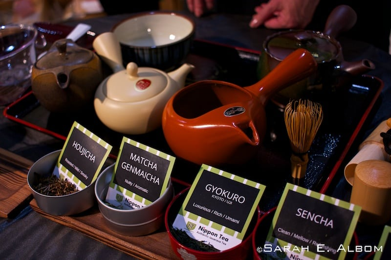 Tea at the Auckland Food Show 2017