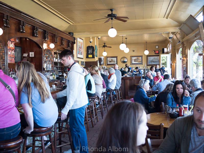 Buena Vista Cafe in San Francisco
