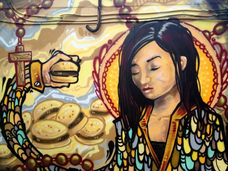 Toronto Canada graffiti