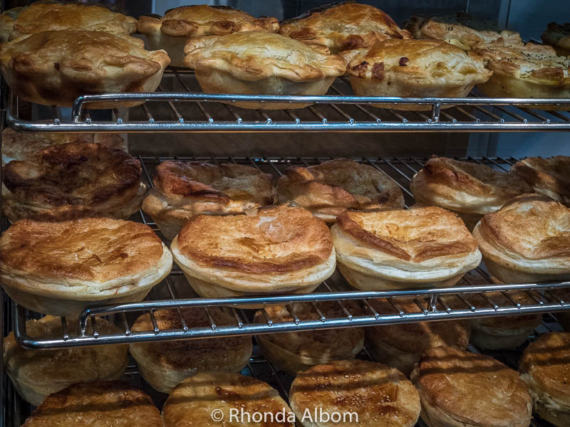 Pies at the Auckland Food Show 2017