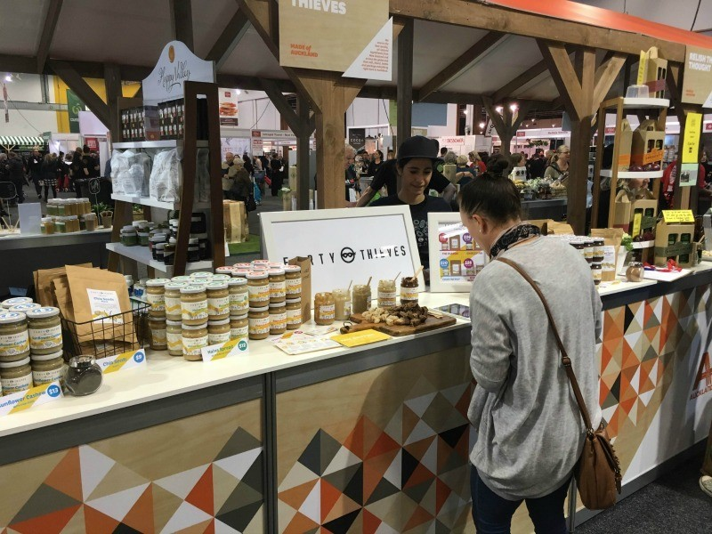 Forty Thieves at Auckland Food Show