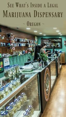 Come with me as I take you Inside a Legal Marijuana Dispensary