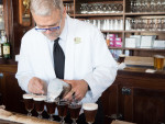The Making of an Irish Coffee: Buena Vista Cafe in San Francisco