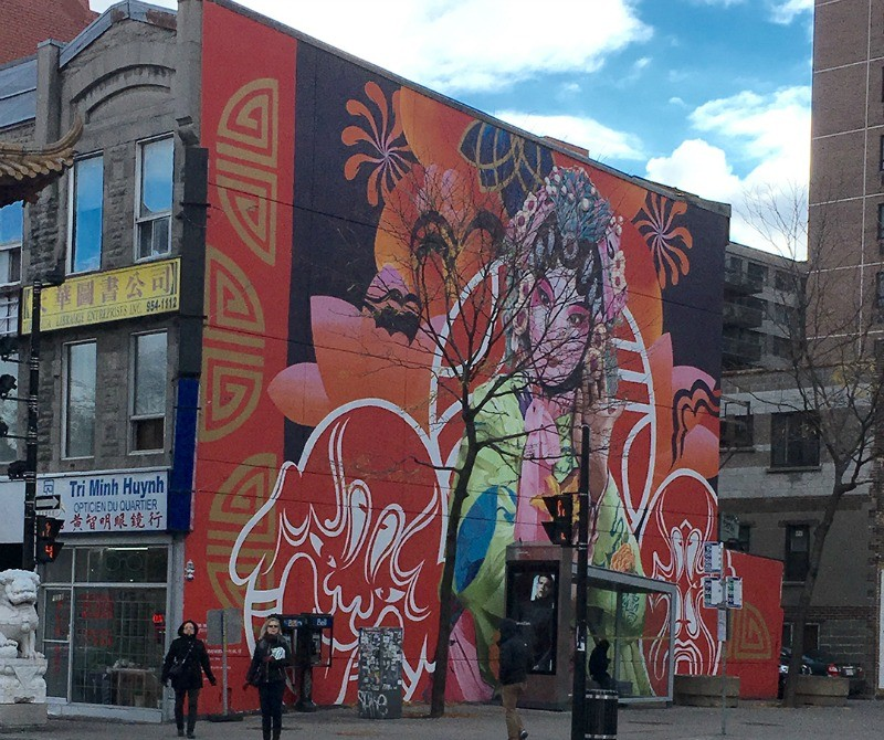 Montreal Canada street art