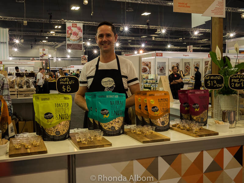 Auckland Food Show 2016