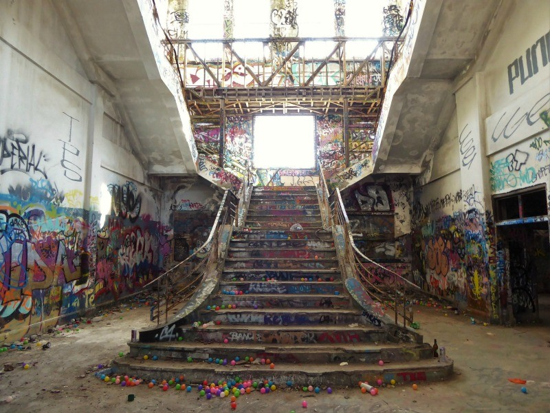 Fremantle Power Station in A Wandering FifePerth Australia photo by Mike Robertson on