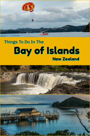 Natural beauty, adventure, culture and history, there are plenty of things to do in the Bay of Islands on the North Island of New Zealand.