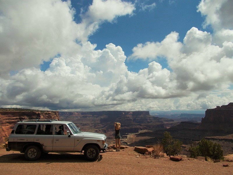 Canyonlands National Park photo by Shannon Colman
