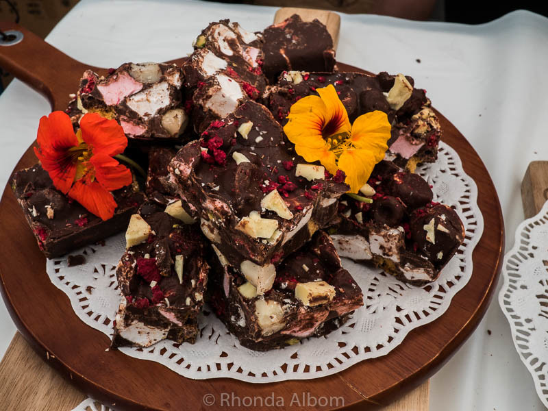 Rocky Road from Little Sister Cafe in Henderson