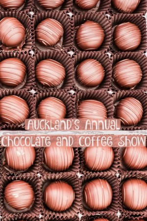 Mouthwatering photos from the annual Chocolate and Coffee Show in Auckland New Zealand