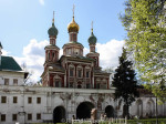 Moscow's Novodevichy Convent: Dramatic Architecture and History