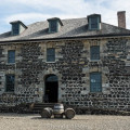Stone Store in Kerikeri. New Zealand's oldest surviving stone building