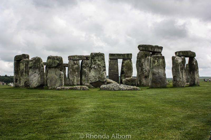Classic Stonehenge Image