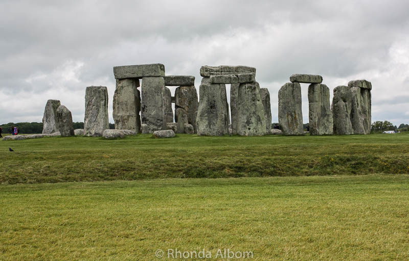 Classic Stonehenge in England